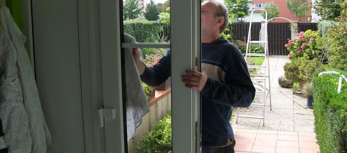 Mytí a vyleštění oken v Praze 8