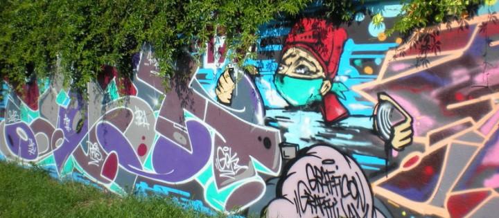 Odstranění graffit Brno