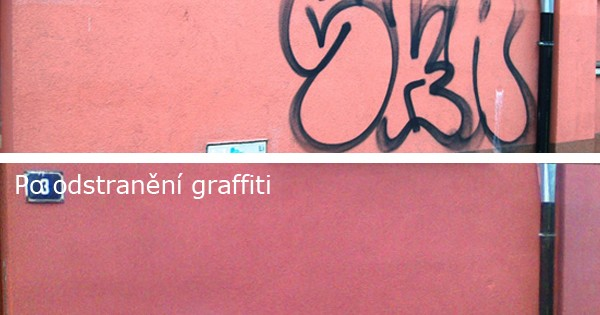 Stop graffiti Brno