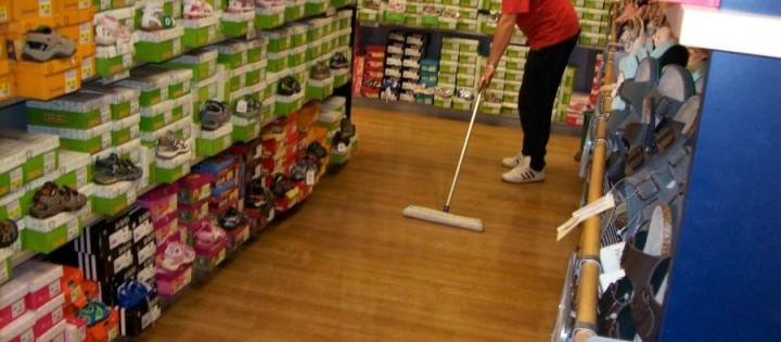 Mytí podlahy Brno
