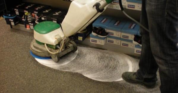 generální čištění koberců