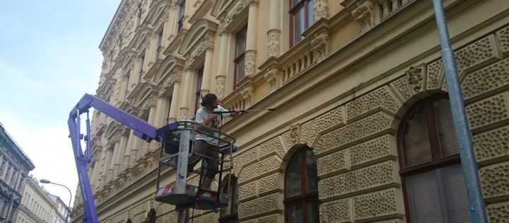 Nanoimpregnační nátěr proti plísním Praha