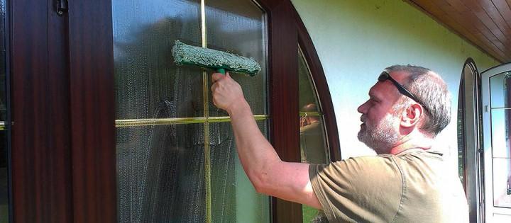 Vyčištění oken dokonale Praha