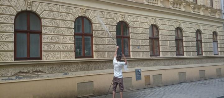 Postavební čištění podlah Brno