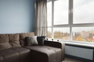 pravidelné mytí oken v domácnostech
